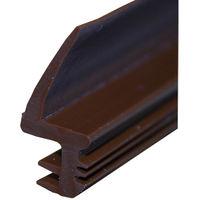 Rouleau De Joint Sur Dormant Brun KISO LD 411 PVC