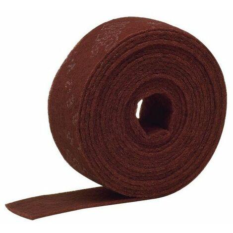Rouleau de non-tissé abrasif, perforé Degré de finesse : très fin, Dimensions du papier abrasif 115 x 150 mm, Quantité de tampons 35