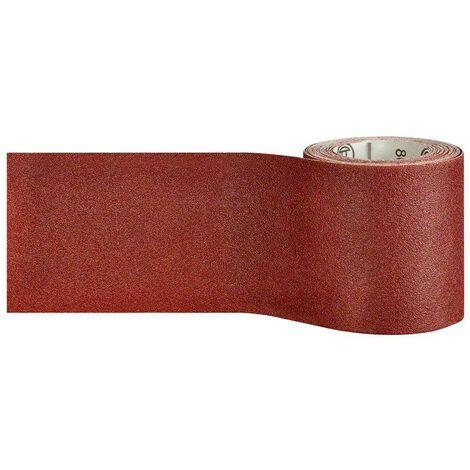 Rouleau de papier abrasif Bosch Accessories 2608606807 Grain 240 (L x l) 5 m x 93 mm 5 m W00341