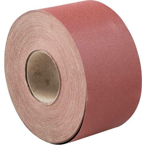 Rouleau de papier abrasif PFERD SBR 100 A 120 45016312 Grain num 120 (L x l) 50 m x 100 mm 1 pc(s)