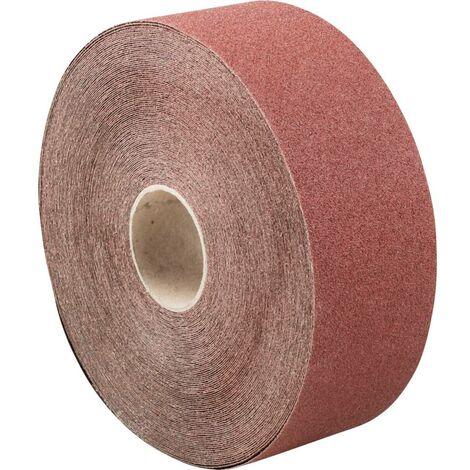 Rouleau de papier abrasif PFERD SBR 100 A 40 45016304 Grain num 40 (L x l) 50 m x 100 mm 1 pc(s)