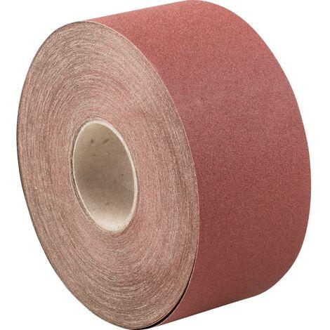 Rouleau de papier abrasif PFERD SBR 100 A 80 45016308 Grain num 80 (L x l) 50 m x 100 mm 1 pc(s)