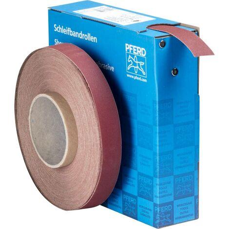 Rouleau de papier abrasif PFERD SBR 25 A 240 45016024 Grain num 240 (L x l) 50 m x 25 mm 1 pc(s)