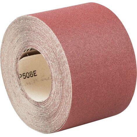 Rouleau de papier abrasif PFERD SBR-P 115 A 100 45016540 Grain num 100 (L x l) 25 m x 115 mm 1 pc(s)