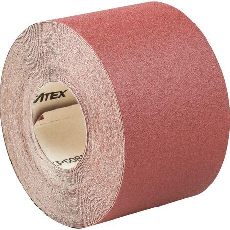Rouleau de papier abrasif PFERD SBR-P 115 A 80 45016538 Grain num 80 (L x l) 25 m x 115 mm 1 pc(s)