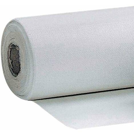 Rouleau de tulle blanc de remplacement pour moustiquaire 100 x 250 cm