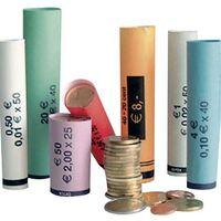 Rouleau en papier pour pièces de monnaie Betec 3701