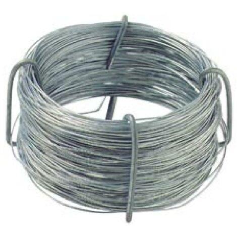 Rouleau fil de fer 50m multi-usage