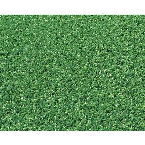 Rouleau gazon artificiel en 100 % polypropylène coloris vert - Dim : 2m x 25m- PEGANE -