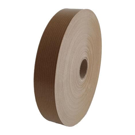 """main image of """"Rouleau Kraft gommé brun 24 mm x 200 m - Encadrement & Loisirs créatifs"""""""