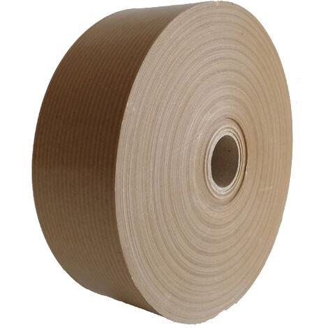 """main image of """"Rouleau Kraft gommé brun 48 mm x 200 m - Encadrement & Loisirs créatifs"""""""