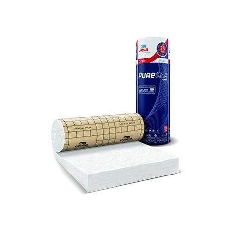 Rouleau laine de verre PUREONE RP 40 | Ep.240mm | 1,2mx3m | R=6 - paquet(s) de 3.9m²
