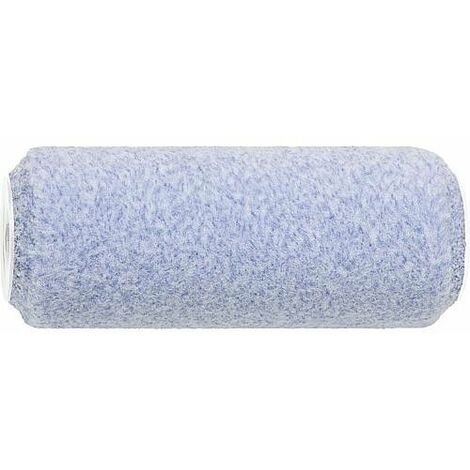 Rouleau laqueur TOPTEX 8mm/18 cm K48 polyester 15 bleu anthracite