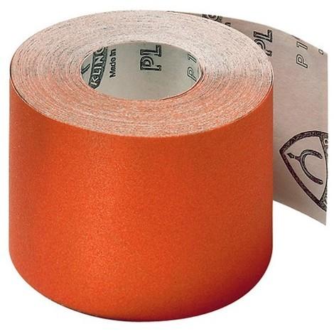 Rouleau papier corindon PL 31 B Ht. 95 x L. 50000 mm Gr 180 - 3194 - Klingspor