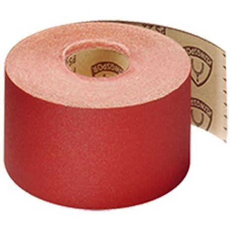 Rouleau papier corindon PS 22 F Ht. 115 x L. 50000 mm Gr 180 - 2990 - Klingspor