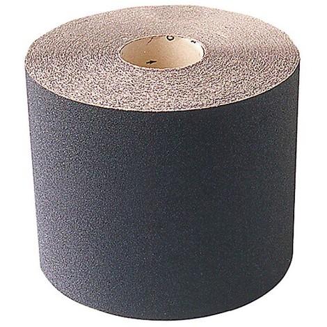 Rouleau papier parquet carbure silicium L. 203 X H. 50 m Gr. 100 - 4320310 - Leman - -