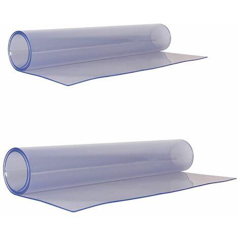 """main image of """"Rouleau pvc souple transparent L=1.2m ep 3mm découpe sur mesure deref a epuis"""""""