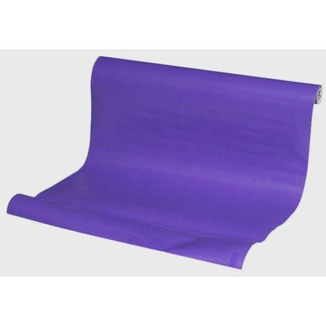 Rouleaux Adhésifs prune pour meuble 45x200cm, film adhésifs décoratifs pour meuble