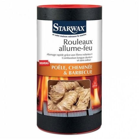 Rouleaux allume-feu (x32) Starwax