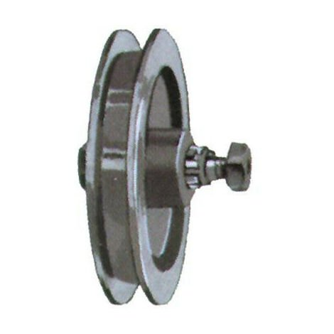 Rouleaux de portail coulissant 330463 140mm