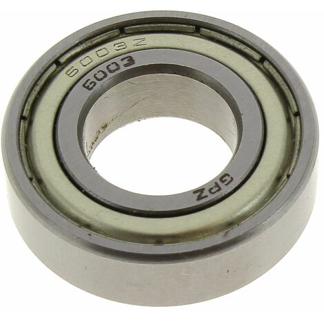 Roulement 6003z 17x35x10 pour Tondeuse a gazon Bosch, Scie circulaire Bosch, Perceuse Bosch, Scie circulaire Dewalt, Scie circulaire Parkside