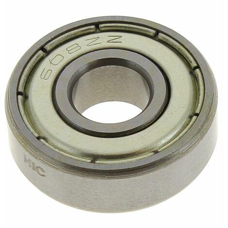 Roulement 608z 8x22x7mm pour Meuleuse Bosch, Ponceuse Bosch, Scie sauteuse Bosch, Perceuse Bosch, Outil multifonction Bosch, Taille-haie Ryobi, Meuleu
