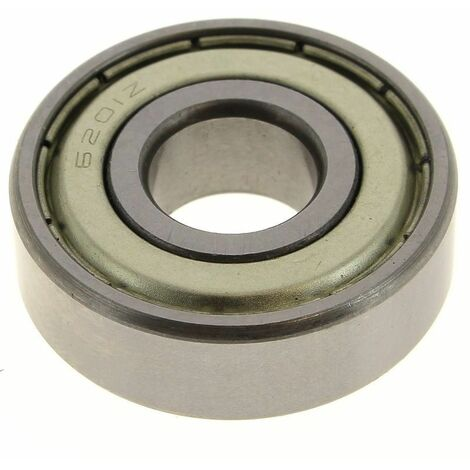Roulement 6201z 12x32x10mm pour Meuleuse Ryobi, Scie circulaire Ryobi, Lave-vaisselle Miele, Cuisiniere Rosieres, Lave-vaisselle Rosieres, Trio Rosier