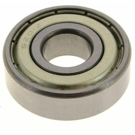 Roulement 6201z 12x32x10mm pour Meuleuse Ryobi, Scie circulaire Ryobi, Lave-vaisselle Miele, Lave-vaisselle Ariston, Lave-vaisse