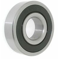 Roulement SKF 6206-2RS
