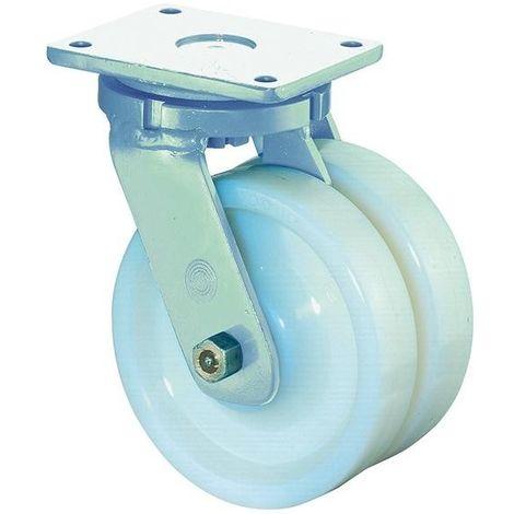 Roulette 150mm,KL, plastique roue,1800kg