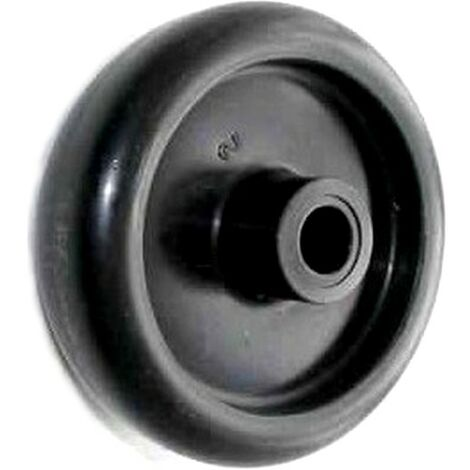 Roulette anti scalp tracteur tondeuse Toro