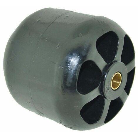 Roulette anti scalping tracteur tondeuse Kubota