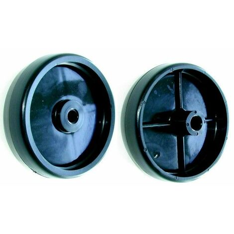 Roulette anti scalping tracteur tondeuse MTD