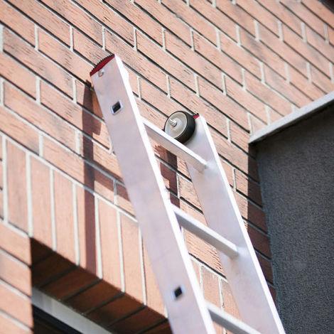 Roulette de façade pour votre échelle