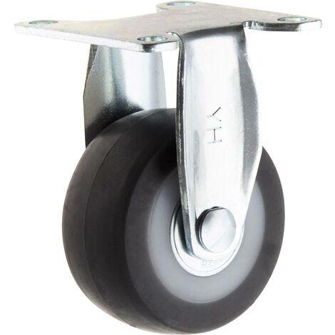Roulette fixe TOOLCRAFT 5023TPRA05 TO-5137881 Capacité de charge (max.) 50 kg 1 pc(s) D958541