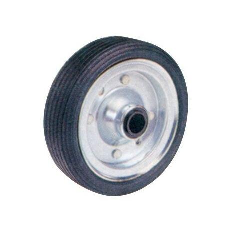 """main image of """"Roulette Jante Acier - Diam 160 mm"""""""