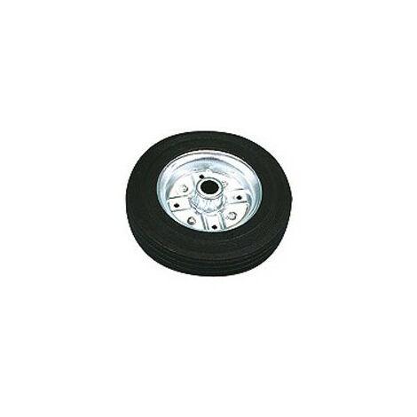 Roulette Jante Acier - Diam 200 mm