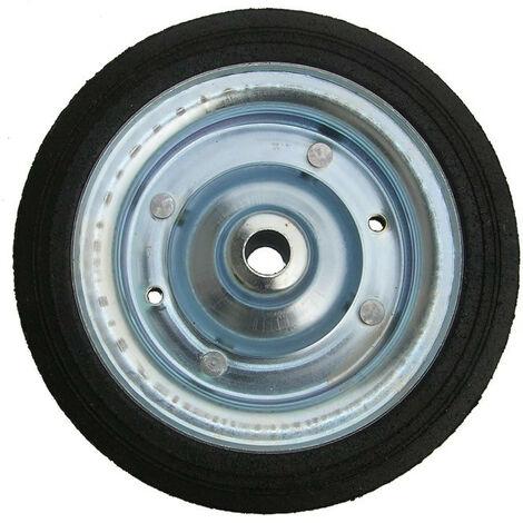 Roulette Jante Acier - Diam 255 mm