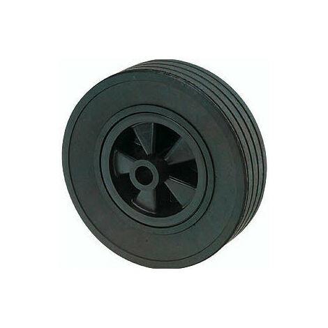 Roulette Jante Plastique - Diam 220 mm