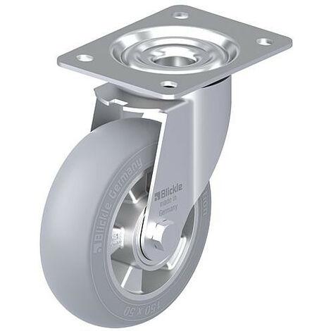 Roulette pivotante BLICKLE tole acier LE-ALES 150K-SG diam.-roue 150mm