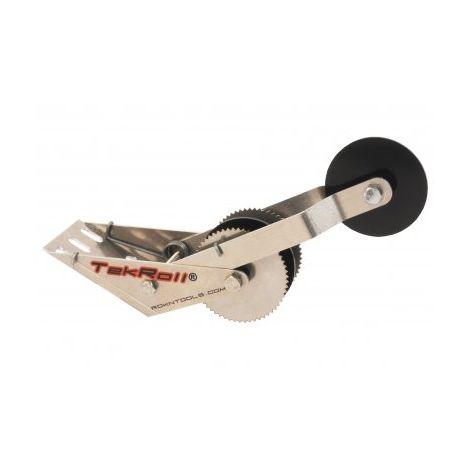 Rouleur adaptable sur applicateur à bandes TEKROLL