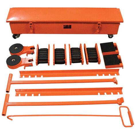 Rouleur capacité 20 à 60 tonnes - Kit complet (plusieurs tailles disponibles)