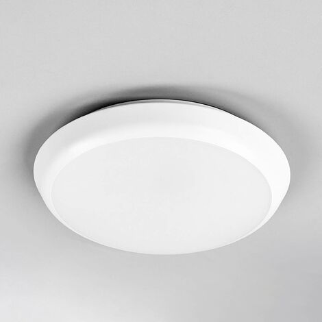 Round LED ceiling lamp Augustin, 20 cm