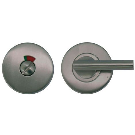 Round roses for people with reduced mobility - stainless steel 304 brushed matt