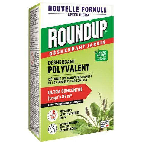 Roundup - Désherbant Concentré Multi-usages 200mL
