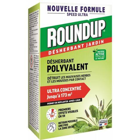 Roundup - Désherbant Concentré Multi-usages 400mL
