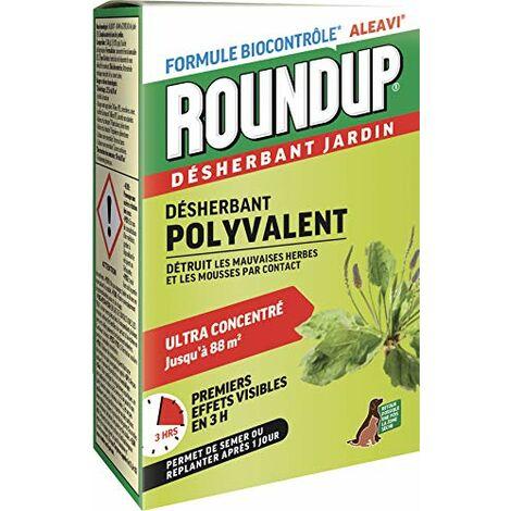 Roundup - Désherbant Rapide Concentré, 200 ML
