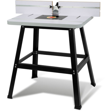 Router table spindle moulder work bench benchtop (810 x 610