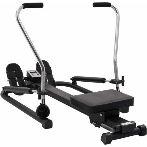 Rowing Machine 5 Level Hydraulic Resistance