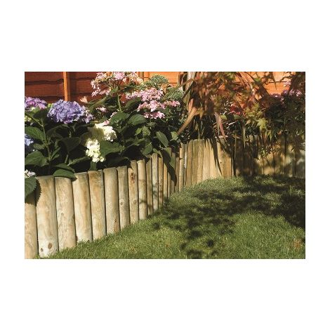 Rowlinson 1.8m Easy Fix Spiked Border Roll